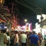パタヤの夜遊び、ウォーキングストリート、「ゴーゴーバー」・「バービア」