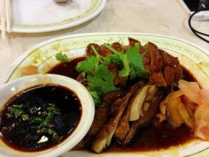 パタヤの食事、タイ中華レストラン、「レンキー」