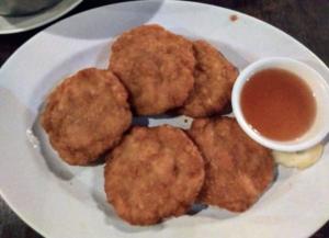 トートマンクン タイ料理
