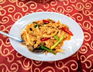 バンコクの油っこくなく美味しい、プーパッポンカリー!@チャンペンレストラン