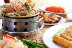 タイ料理、「スキー鍋」