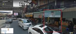 バンコク、タイ料理の大衆食堂、イムちゃん・トンロー店の場所