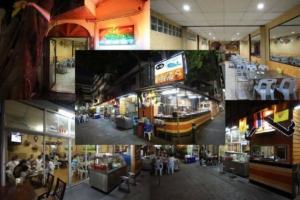 タイ・バンコクの、安くて美味しいシーフードレストラン、『レックシーフード/Lek Seafood』